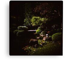 Brisbane Botanic Gardens Canvas Print