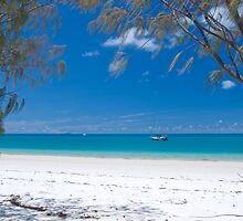 Whitehaven Beach 2.0 by Patrick Robertson