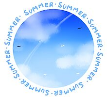 Summer Sky by Hella  Saiko Shop