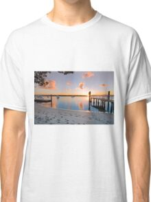 Tippler's Reflections - South Stradbroke Island Queensland. Classic T-Shirt