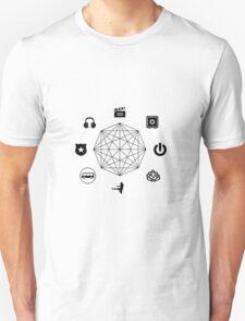 sensates assemble! Unisex T-Shirt