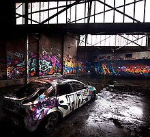 Car Shell by damienlee