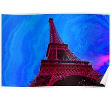 Parisian Flashback Poster
