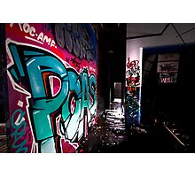 Urban art Sydney Photographic Print