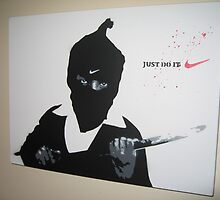 """Nike - """"Just Do It"""" by Prezlez"""