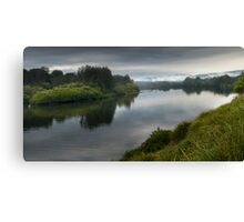 Manning River Taree 000001 Canvas Print