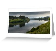 Manning River Taree 000001 Greeting Card