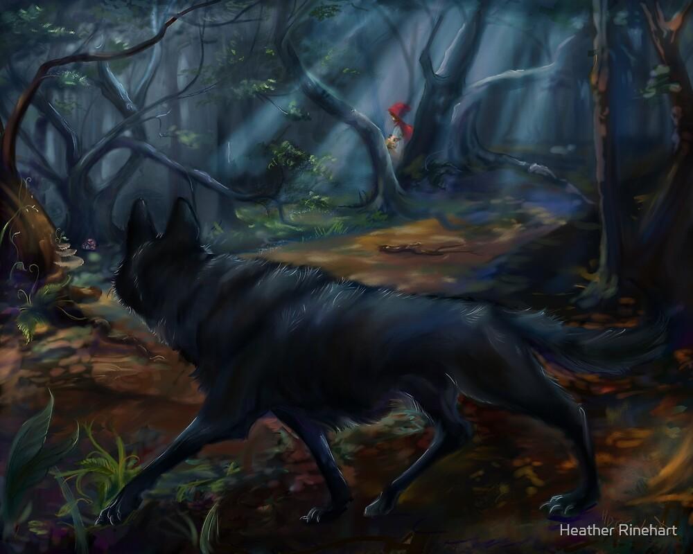 Stalking Red Riding Hood by Heather Rinehart