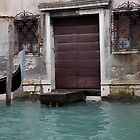Venetian Doorstep by Nathan Seiler