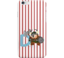 d for dwarf iPhone Case/Skin