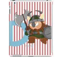 d for dwarf iPad Case/Skin