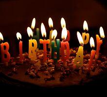 Happy Birthday  by Ciara Cassidy