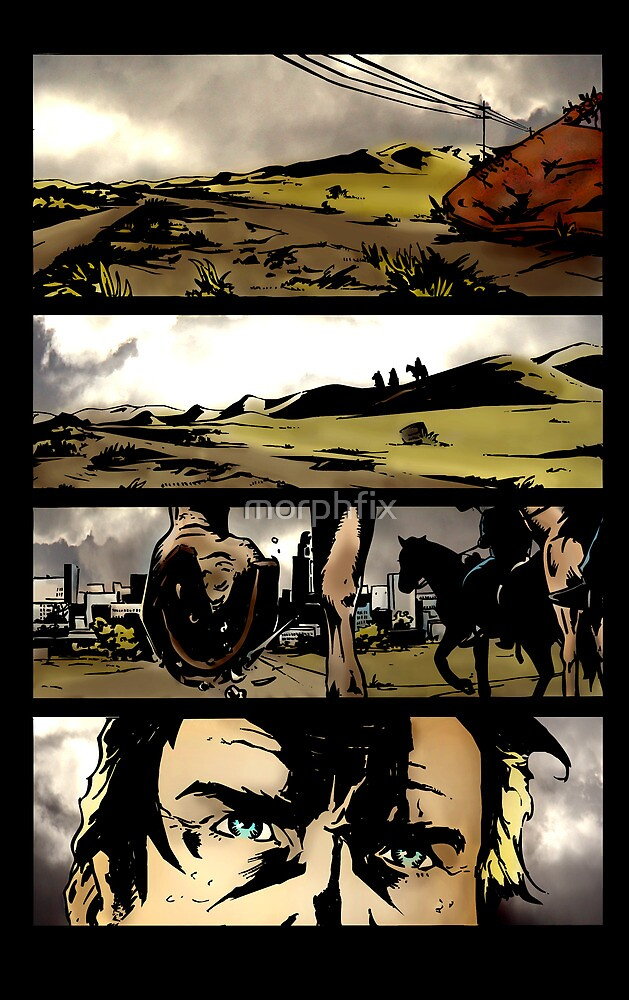 TEST PAGE SCI WESTERN by morphfix