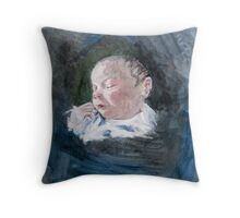 Erin - just born Throw Pillow