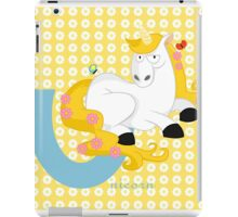 u for unicorn iPad Case/Skin