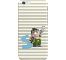 s for soldier iPhone Case/Skin