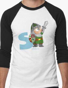 s for soldier Men's Baseball ¾ T-Shirt