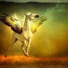 Pegasus by isabelleann