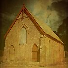 Wesley Church, Greenough, WA by Elaine Teague