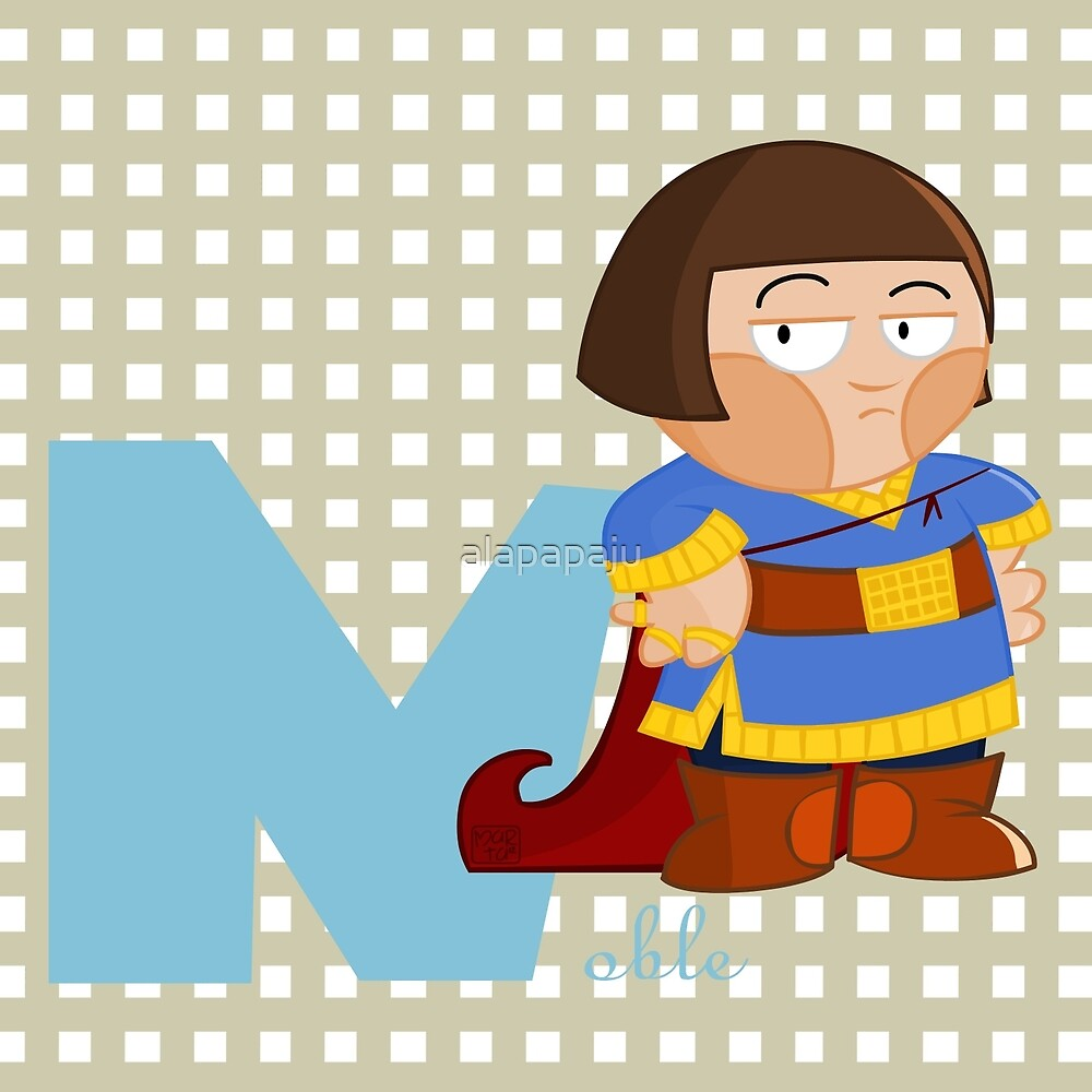 n for noble by alapapaju