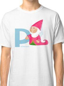p for princess Classic T-Shirt
