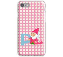 p for princess iPhone Case/Skin