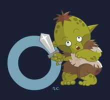 o for orc Baby Tee