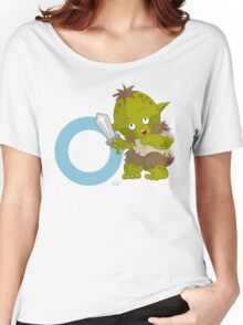 o for orc Women's Relaxed Fit T-Shirt