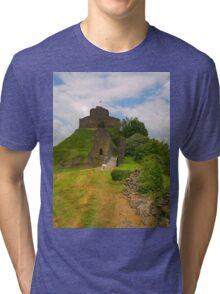 Launceston Castle Tri-blend T-Shirt