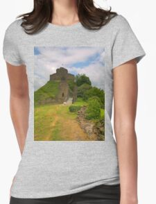 Launceston Castle Womens Fitted T-Shirt
