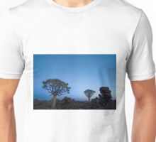 Blue Hour in the Giants Playground - Keetmanshoop Namibia Unisex T-Shirt