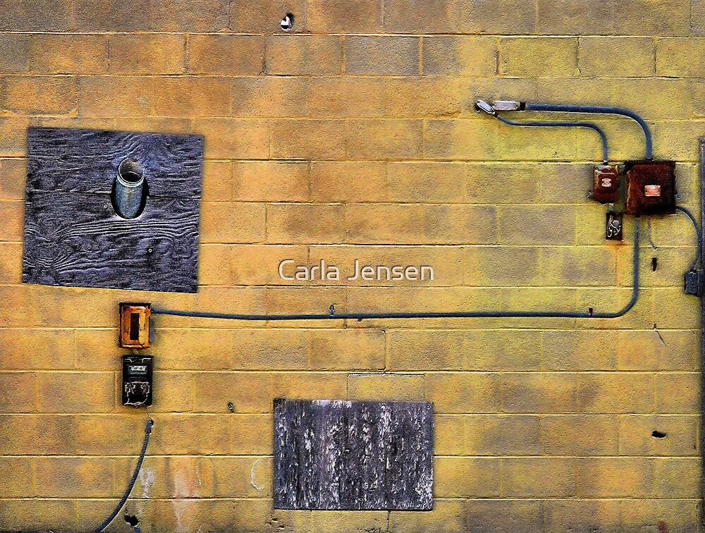 Venting by Carla Jensen