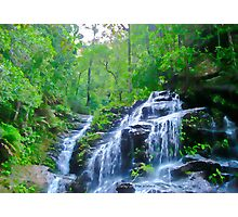 Valley of the Waters, Photographic Print