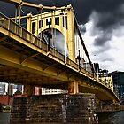 6th St Bridge by Anthony  Popalo