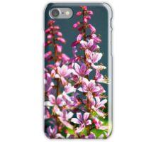 Flowering Up v2 iPhone Case/Skin