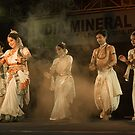 Contemporary Indian Classical Dance-5-Mamata Shankar Ballet Troupe  by Mukesh Srivastava
