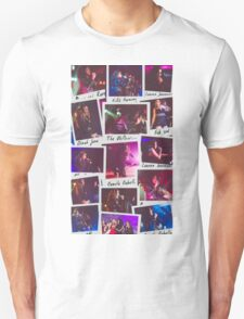 Fifth Harmony Polaroid Collage Unisex T-Shirt