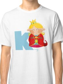 k for king Classic T-Shirt