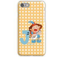 j for jongleur iPhone Case/Skin