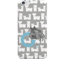 g for gargoyle iPhone Case/Skin