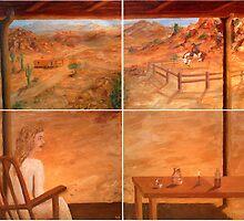 El Rancho Quartet by Lowell Smith