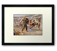 The Celt Framed Print