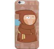 f for friar iPhone Case/Skin