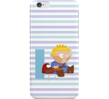 i for infante iPhone Case/Skin