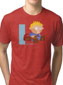 i for infante Tri-blend T-Shirt
