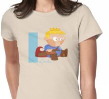 i for infante Womens Fitted T-Shirt