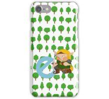 e for elf iPhone Case/Skin