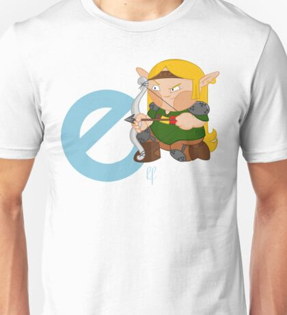 e for elf Unisex T-Shirt