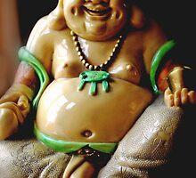 Buddha by LAURANCE RICHARDSON