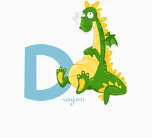 d for dragon Unisex T-Shirt